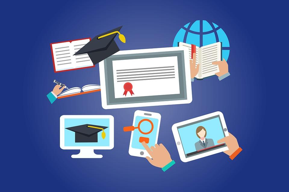 formación online. aprendizaje