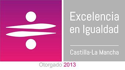 Distintivo de Igualdad Castilla-La Mancha