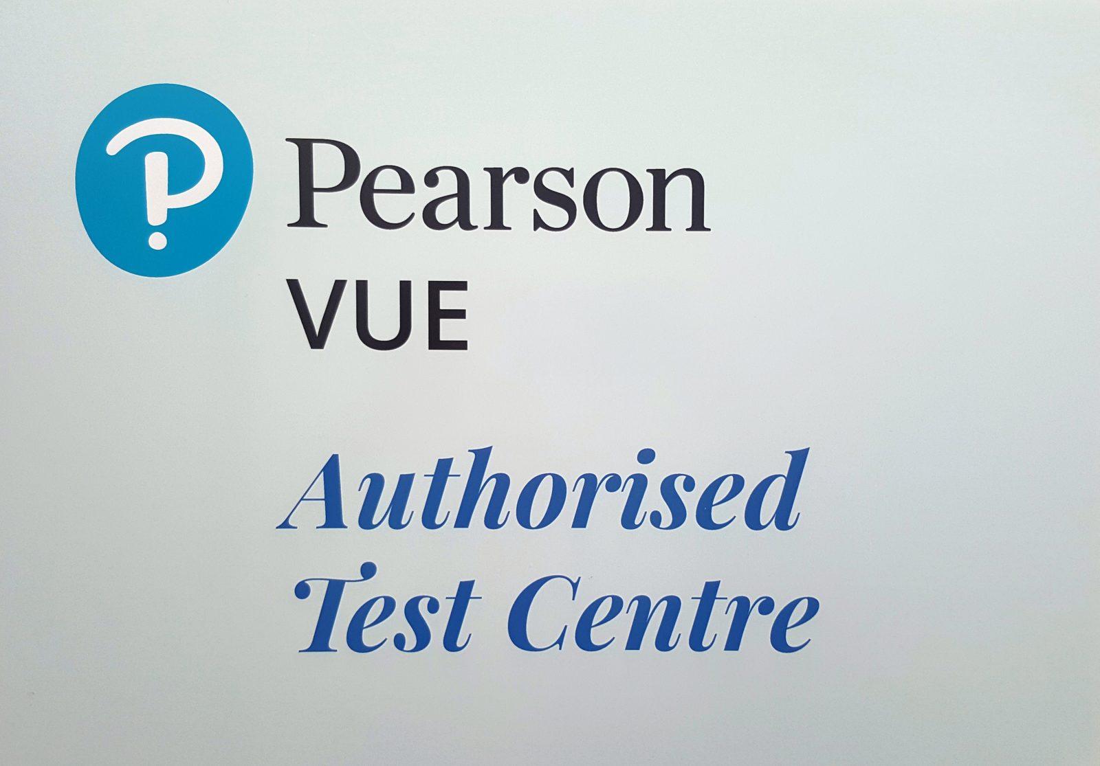 Centro autorizado Pearson VUE. Exámenes oficiales