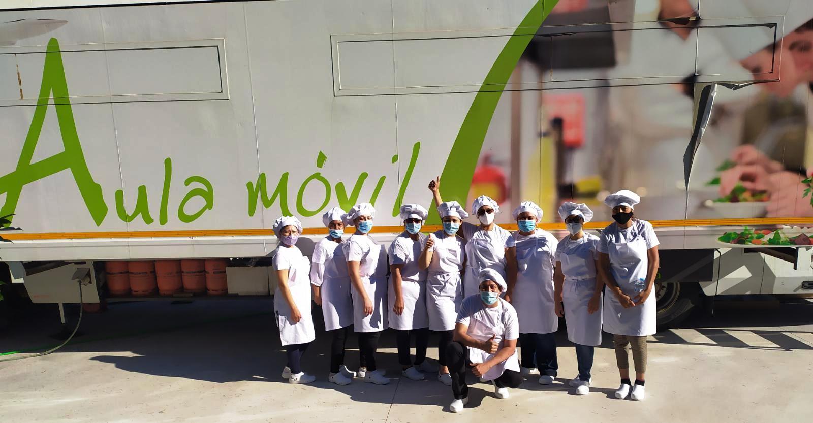 food truck profesional en Unitel Formacion