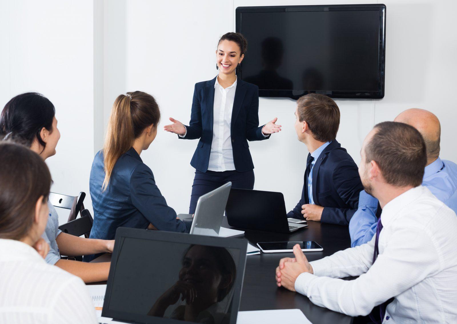 Cursos de ingles presenciales para empresas