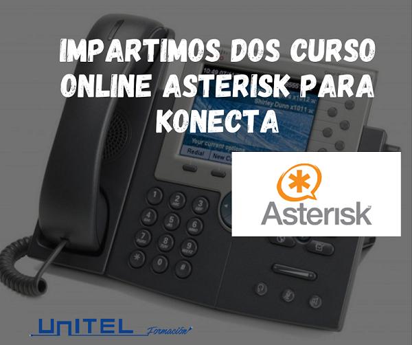 Cursp online Asterisk para Konecta