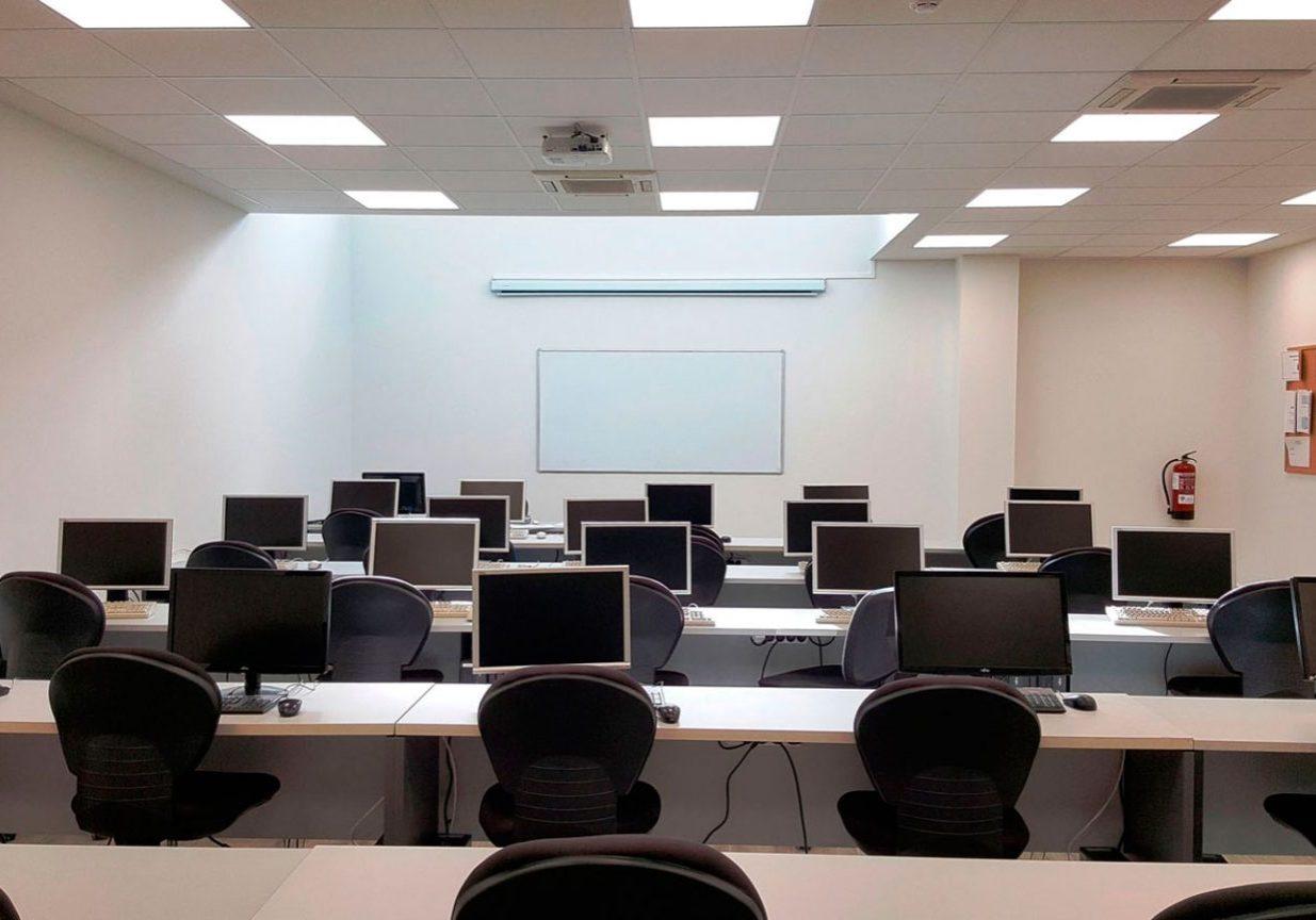 alquiler de aulas en Toledo